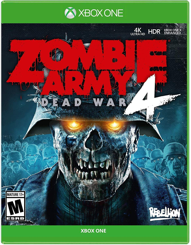 Zombie Army 4 Dead War for Xbox One [USA]: Amazon.es: Ui ...