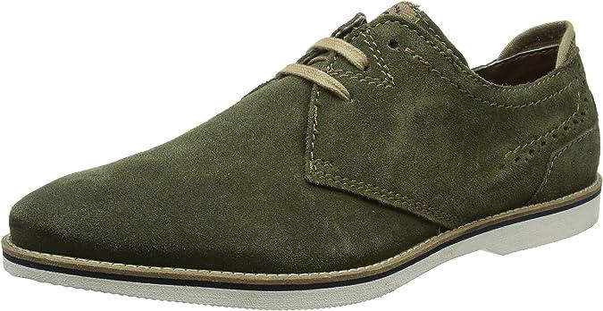bugatti 311451041400, Zapatos de Cordones Derby para Hombre