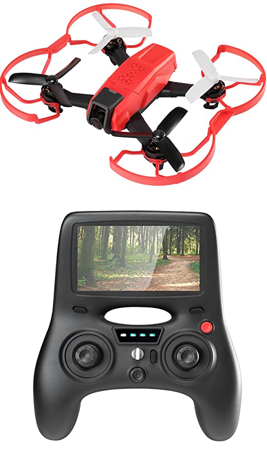RC Eye Xtreme V2, FPV Drone Quadcopter, HD Camera with Video Recording, 5 8  GHz Live Image, Adjustable Camera Angle, Altitude Hold, Powerful Brushless