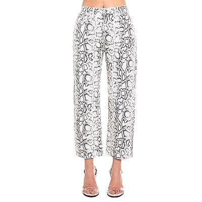ALEXANDER WANG Luxury Fashion Mujer 4D994439BY040 Jeans   Primavera-Verano 19: Ropa y accesorios