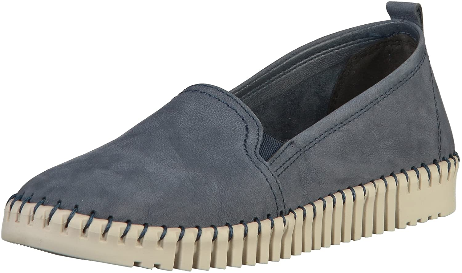 Tamaris 1-24625-20 Damen Slipper Blau(navy)