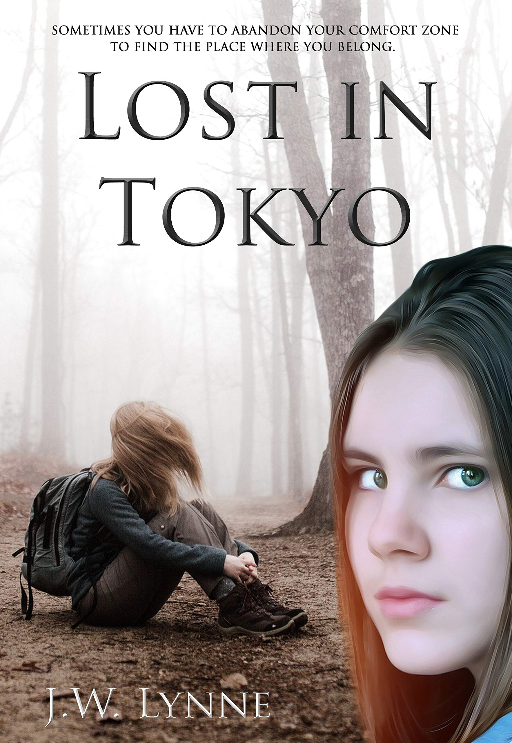 Lost in Tokyo: A girl travels to Japan to follow her missing mother's bucket list (set in Tokyo Kyoto Nara Kamakura and Nikko) (English Edition)