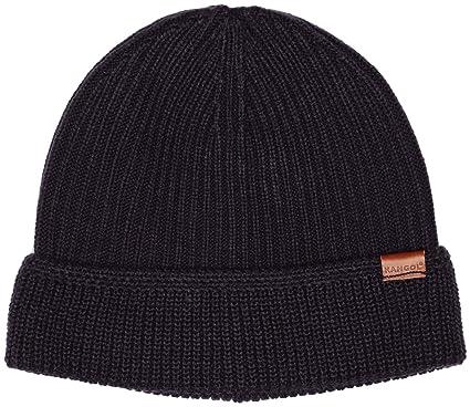 84c06ad087b Kangol Headwear Squad Fully Fashioned Cuff Pull-On Beanie Hat ...
