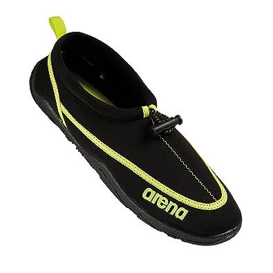 arena Damen Neopren Wasserschuh Bow Aqua Schuhe, Schwarz (Black 50), 35 EU