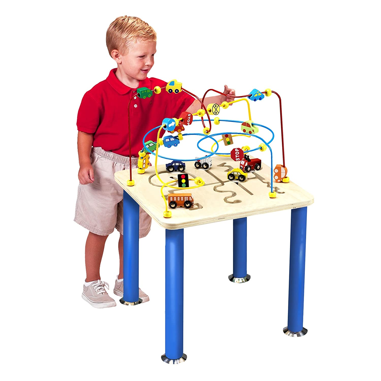 amazoncom anatex traffic jam rollercoaster table toys  games -