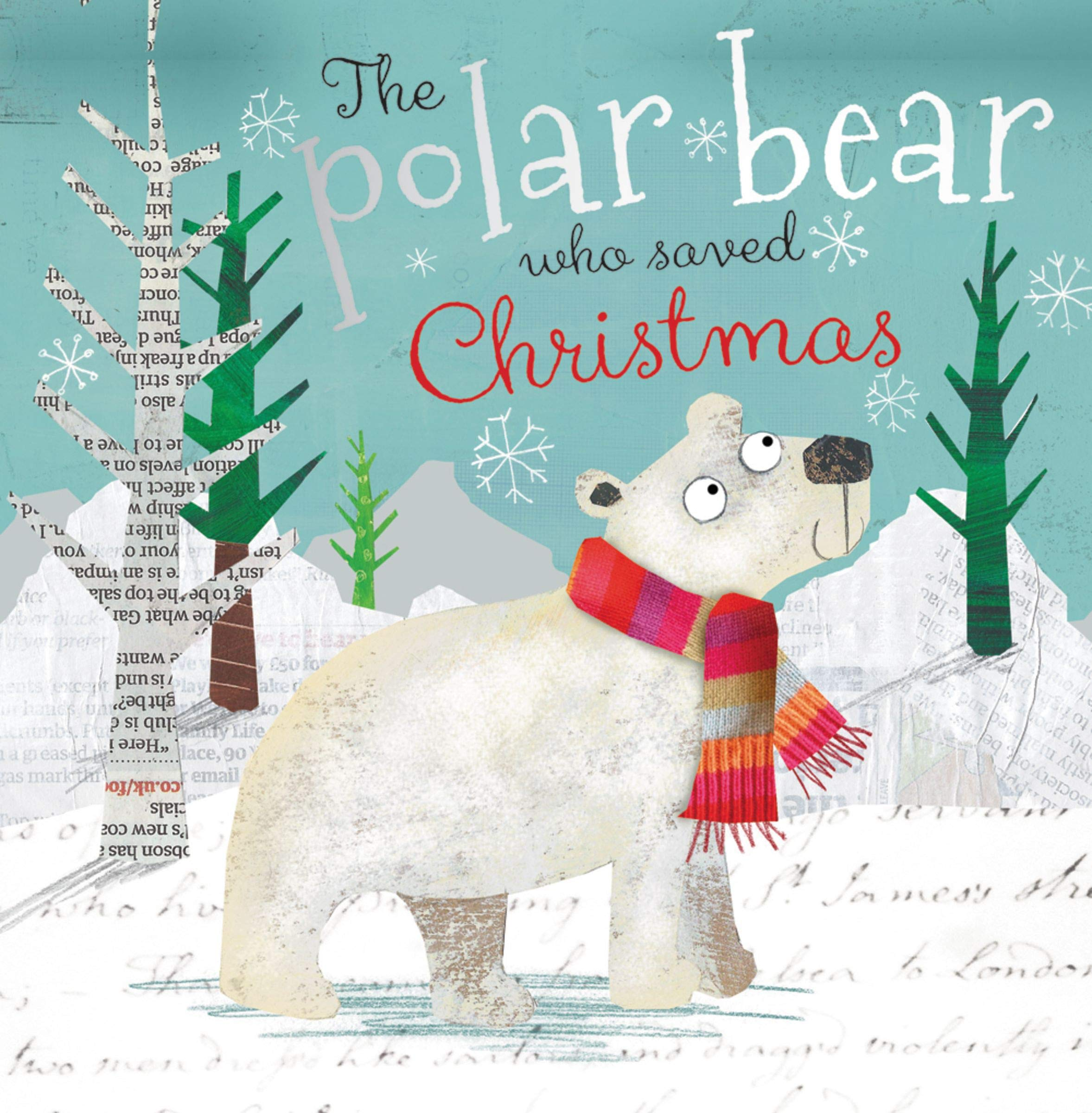 Resultado de imagen de the bear who saved christmas