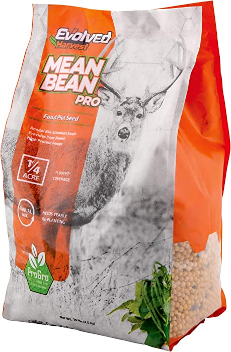 Top 10 Soybean Food Plot
