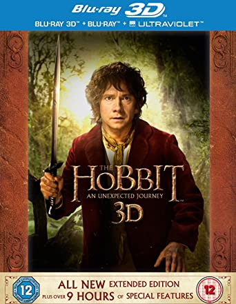 The hobbit: the motion picture trilogy (extended edition)(2012.