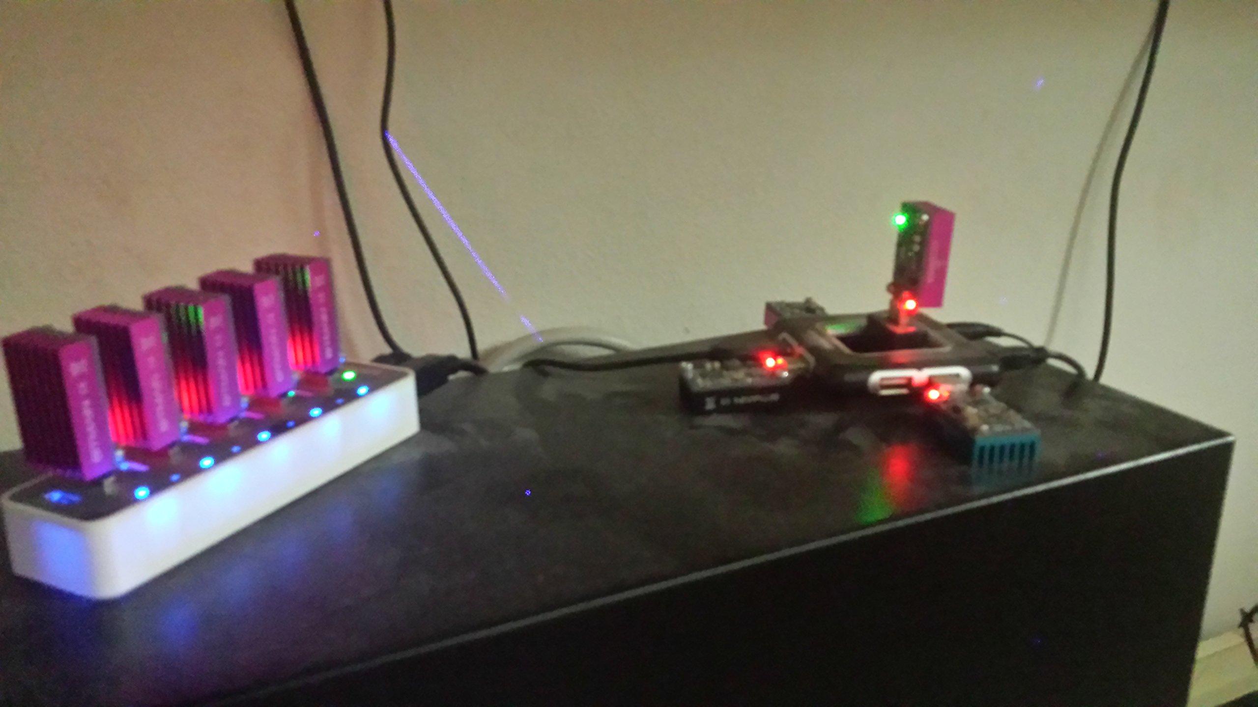 Galleon - BITMAIN ANTMINER U2 2Gh/s USB Bitcoin ASIC Miner