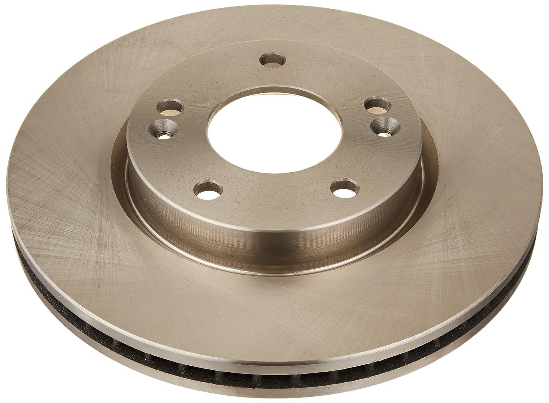 ACDelco 18A1632A Advantage Non-Coated Front Disc Brake Rotor