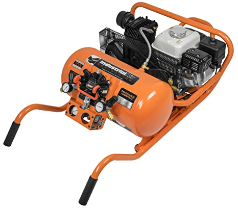 Aire Industrial Contratista cwa5591016.4 10-Gallon picador carretilla oil-lube Compresor De