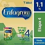 Enfagrow 4, 1.1 kg, Leche de Crecimiento para Niños Mayores de 3 años