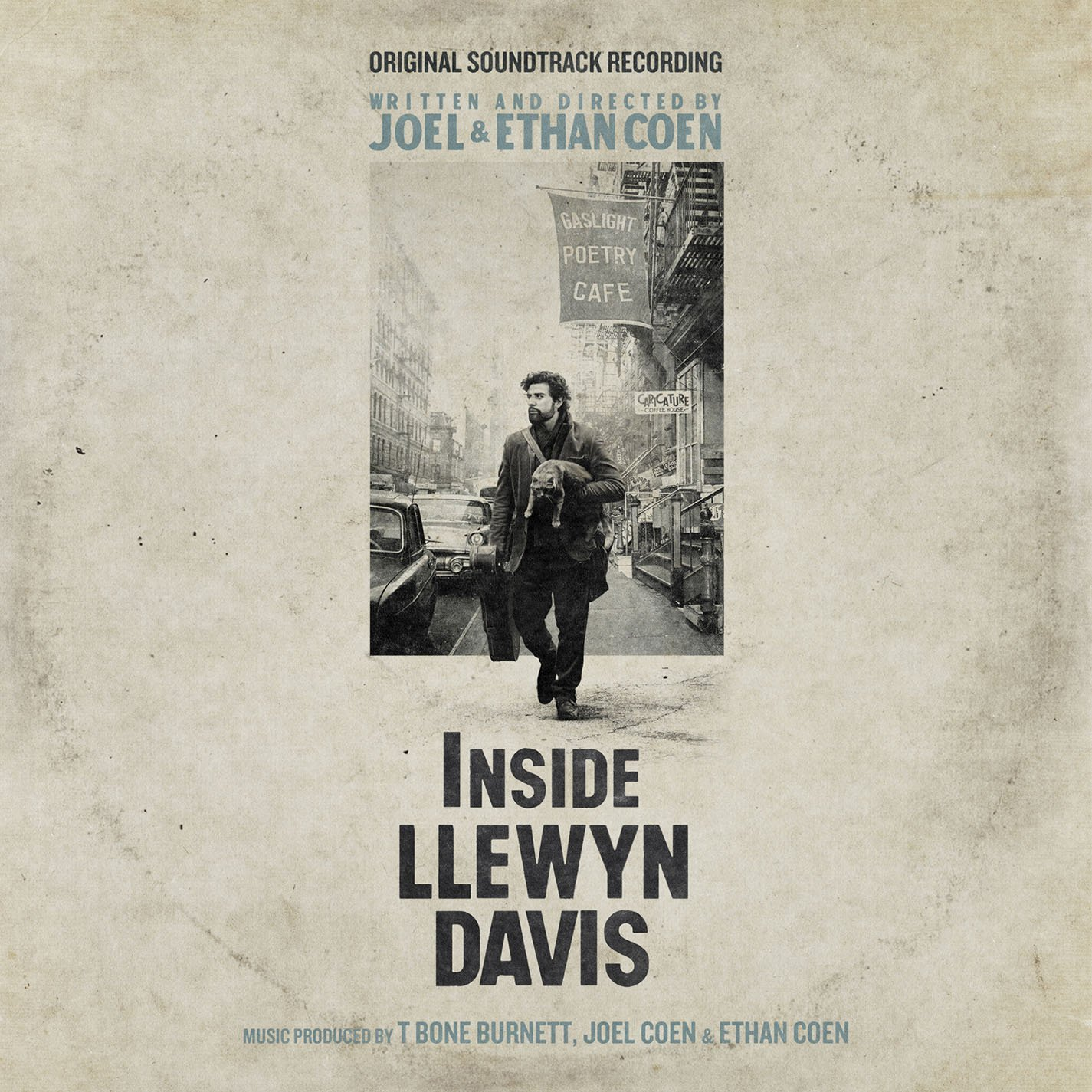 Inside Llewyn Davis: Original Soundtrack by Nonesuch