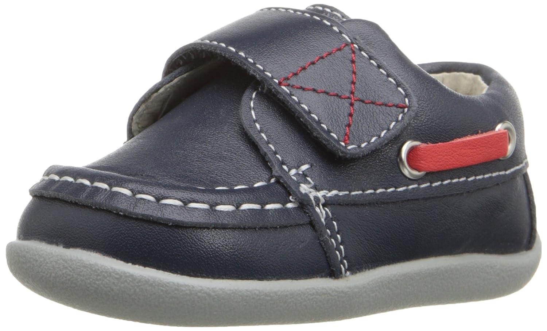 See Kai Run Arthur Boat Shoe (Infant/Toddler) SML110M130