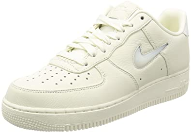 Nike Mens Air Force 1 Retro Prm Jewel Pack Sail Leather Size