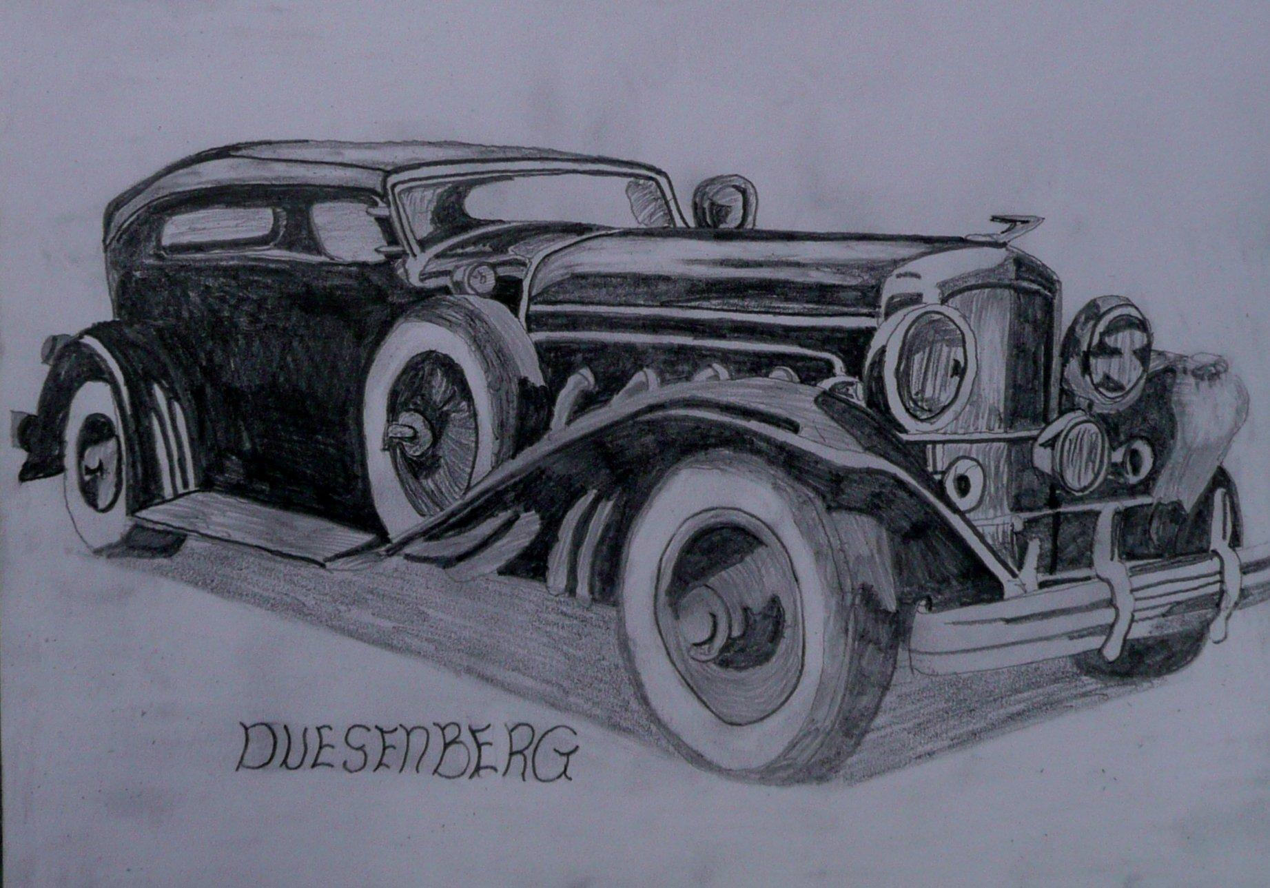 Duesenberg by