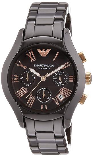 8fbbb878a5a Emporio Armani Ceramica - Reloj (Reloj de pulsera