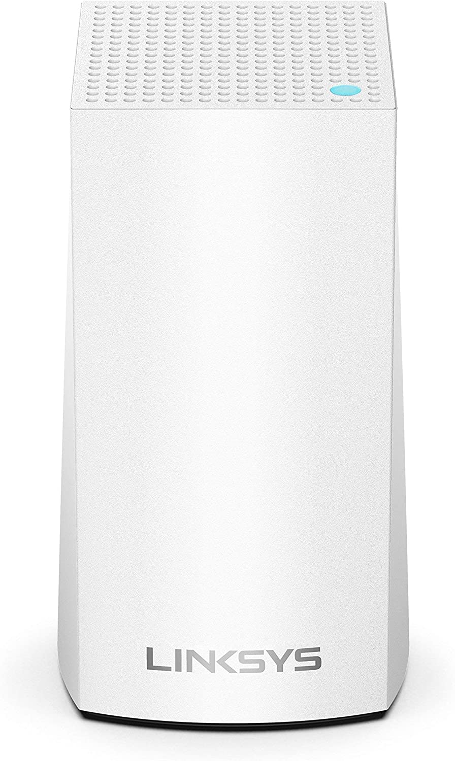 Linksys Velop Whole Home WiFi Router White Dual-Band Series, 1500 Sq Ft Coverage, 1 Pack Expandable! (AC1200) (Renewed)