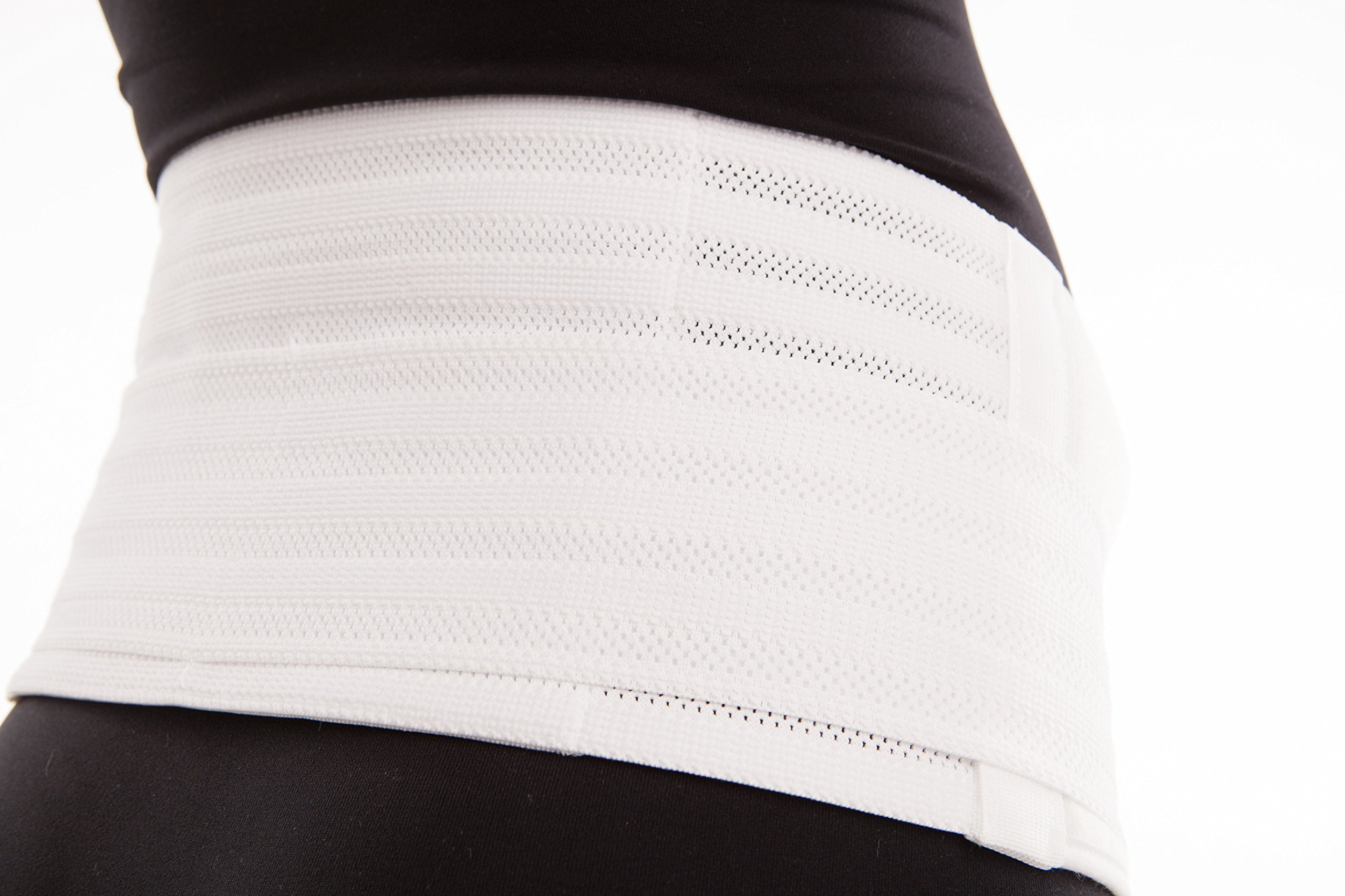 ddf495ed885c5 GABRIALLA MS-96i Breathable Cotton Lined Maternity Belt   Back Support   Made in USA