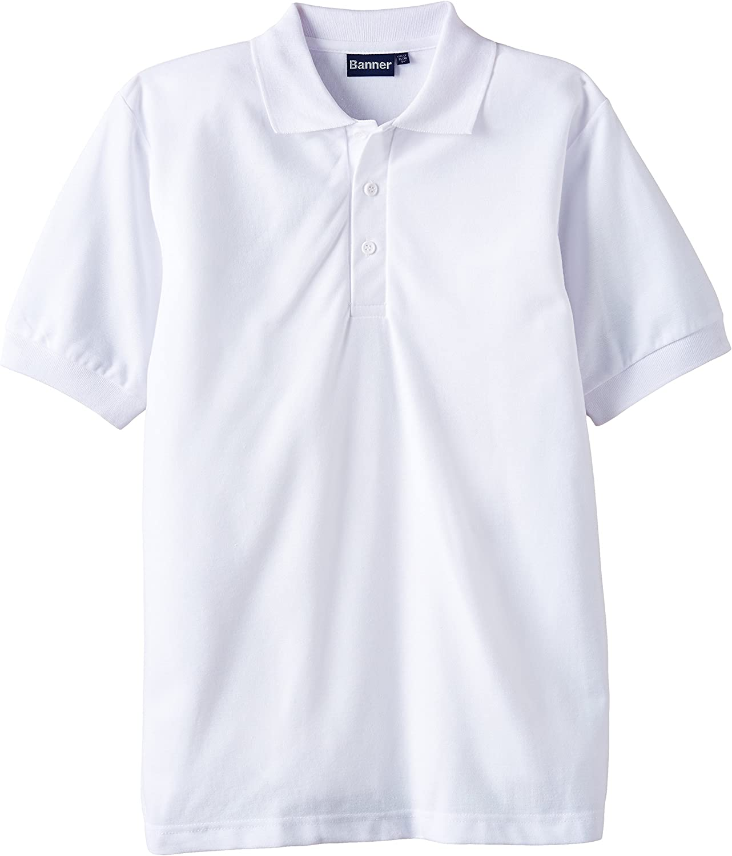 Millfield Boys 3PMWT Polo Shirt
