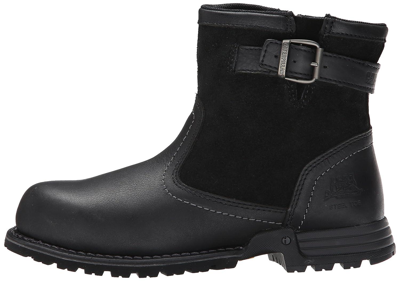 Caterpillar Womens Jace St//Black Industrial Boot