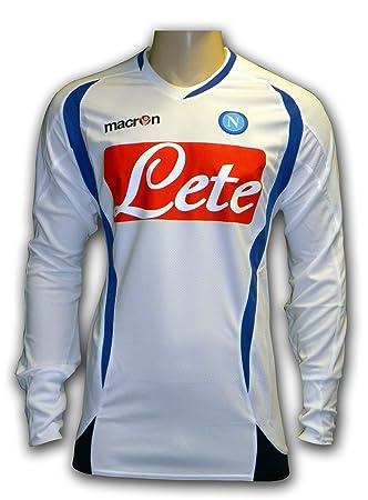Macron SSC Napoli Warm Football Football Jacket XL  Amazon.co.uk  Sports    Outdoors 8365a65eb342