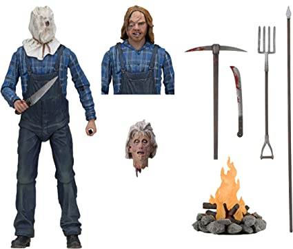 """7/"""" Scale Action Figure-Ultimate PART 2 JASON Neca-Friday the 13Th"""