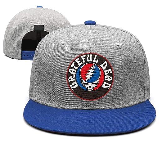 Man Popular-Rock-Band-The-Grateful-Dead- Baseball Caps Snapback Hats ... 5789b2490fdb