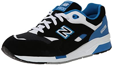 size 40 acbec 98746 New Balance Men s CM1600 Riders Club Collection-M Black Blue 7 ...