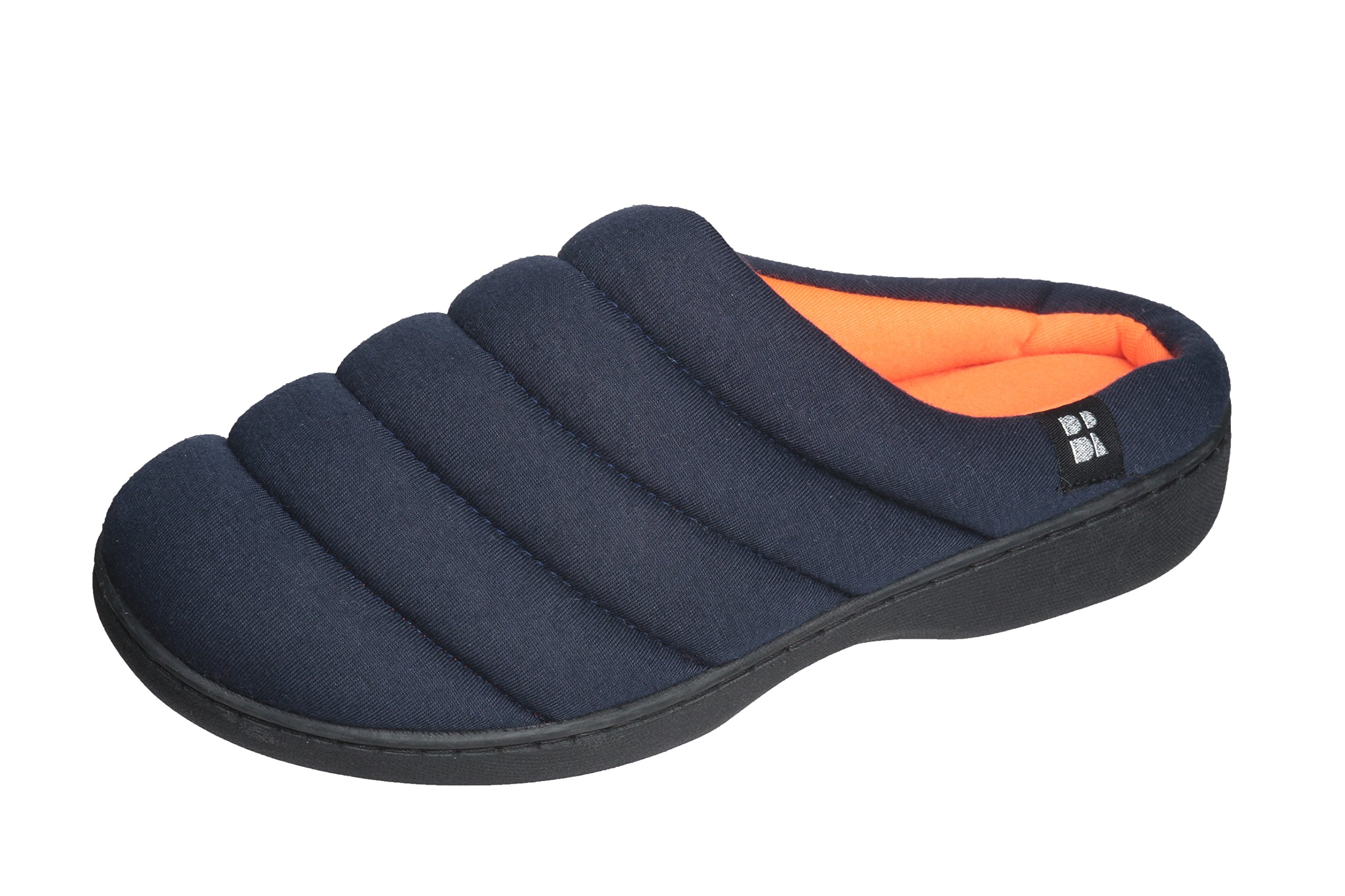 Joan Vass Quilted House Slippers for Women;A Soft Plush Feeling Indoor Outdoor House Shoe