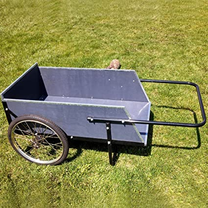 Perfect Mid West Economy Wooden Cart