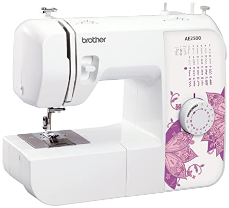 Brother AE40 Sewing Machine With Instructional DVD 40 Stitch Enchanting 4 Pics 1 Word Woman With Scissors Sewing Machine