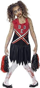 Zombie Cheerleader - Halloween - Niños Disfraz, 12+ años (T ...