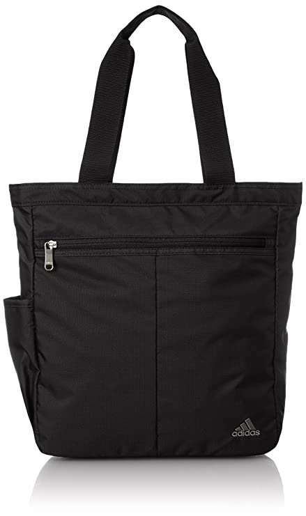 08817ce69b1b Amazon.com  adidas tote bag (Black)  Clothing