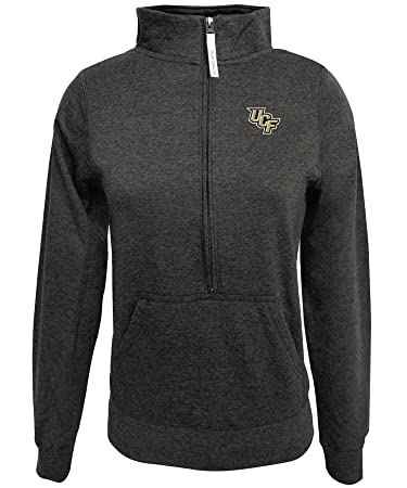 Amazon.com : NCAA Women's Half Zip Pullover Jacket : Sports & Outdoors