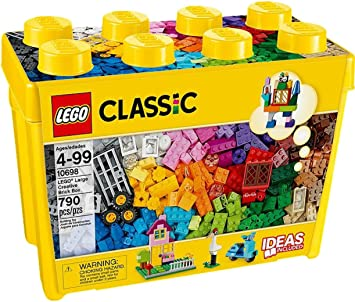 LEGO Classic Caja de Ladrillos Creativos Grande - Juegos de ...