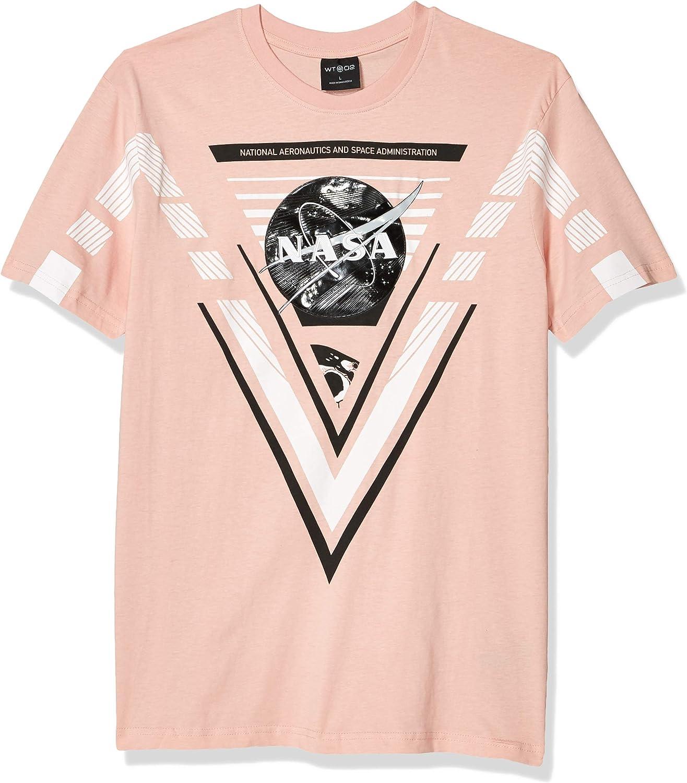 WT02 NASA Collection Fashion Tee Shirt (Short & Long Sleeve)