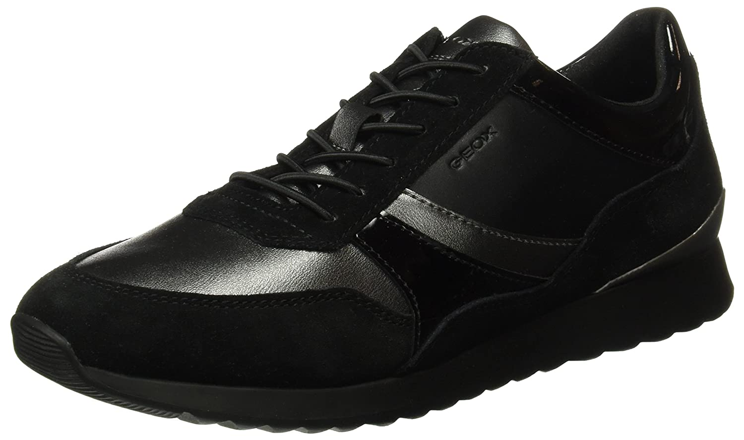 cdfcd68ad2cf5 Geox Women s D Deynna E Low-Top Sneakers  Amazon.co.uk  Shoes   Bags