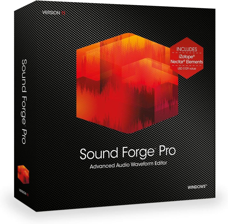 Sony Sound Forge Pro 11