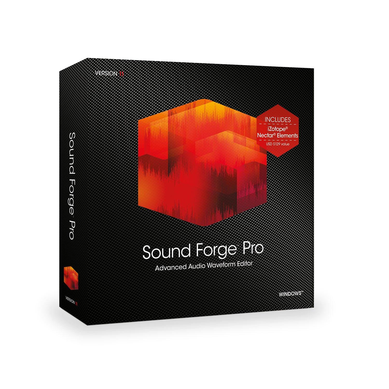 Sony Sound Forge Pro 11 by Sony