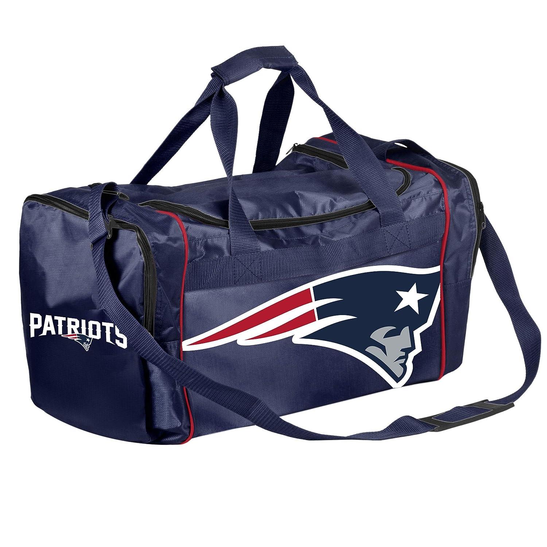 FOCO NFL New England Patriots Core Duffel Gym Bag