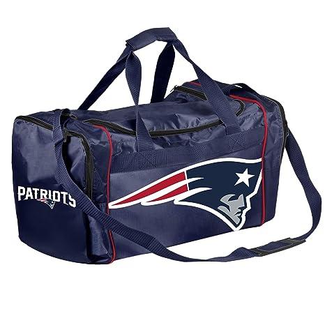 e639a9bf3f80 FOCO NFL New England Patriots Core Duffel Gym Bag