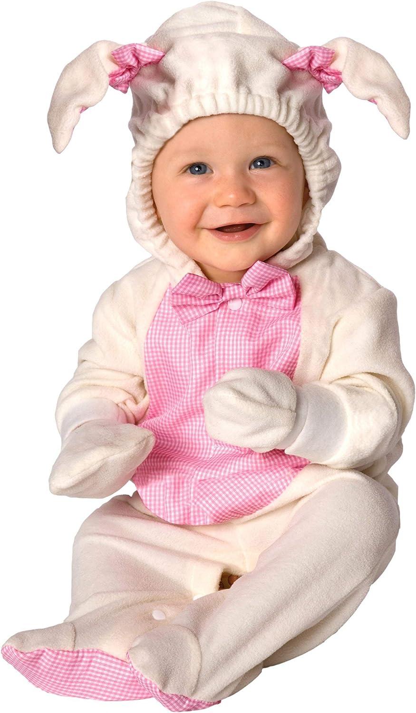Disfraz de oveja para bebé 3-5 años (110 cm): Amazon.es: Juguetes ...