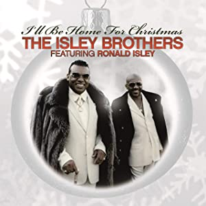I'll Be Home For Christmas Featuring Ron Isley [LP][Red]