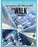 The Walk [Blu-ray 3D + Blu-ray] [2015] [Region Free] IMPORT