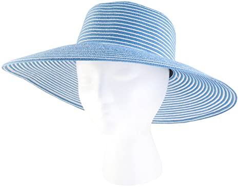 deef743ee615a7 Image Unavailable. Image not available for. Color: Sloggers Braided Wide Hat  ...