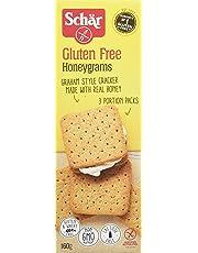 Schar Gluten Free Honeygrams, 160g