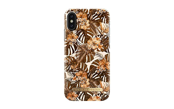 premium selection 9f8b7 d486d iDeal Of Sweden iPhone X & XS case (Autumn Forest)