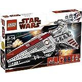 Lego 8039 - Jeu de construction - Star Wars - Clone Wars - Venator-class Republic Attack Cruiser