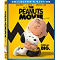 The Peanuts Movie on Blu-ray